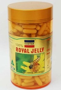 Sữa ong chúa Úc Costar Royal Jelly 1450 Mg